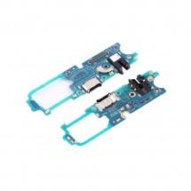 Placa conector carga y jack audio para Realme 6