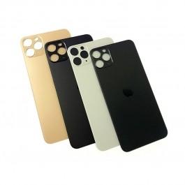 Tapa trasera fácil instalación (hueco grande) para iPhone 11Pro