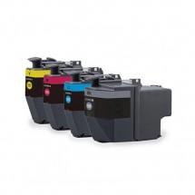 Cartucho Tinta compatible LC123XL V2 para impresora Brother