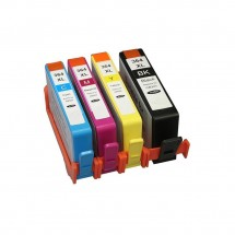 Cartucho Tinta compatible HP 364XL para impresoras HP
