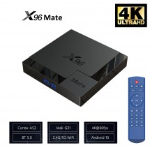 Android TV TV-Box X96 Mate 4K - 4Gb / 32Gb - Wifi - NW-LYJP741