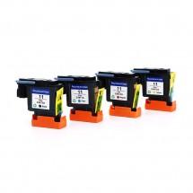 Cartucho Tinta compatible HP 11XL para impresoras HP