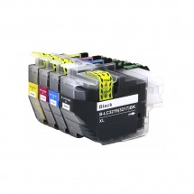 Cartucho Tinta compatible LC3219XL para impresora Brother