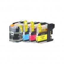 Cartucho Tinta compatible LC22E XXL para impresora Brother