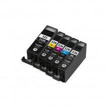 Cartucho Tinta compatible CLI-526 para impresoras Canon