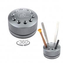 Soporte giratorio herramientas destornillador pinza Gran calidad