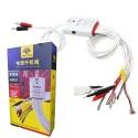 OSS Team W103A cable alimentación testeo móviles iPhone 5s a 11 Pro Max