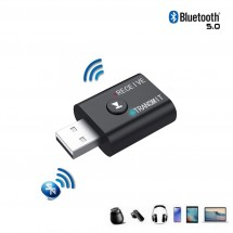 Adaptador Bluetooth 5.0 Receptor transmisor USB TV PC Coche - NW-WF001