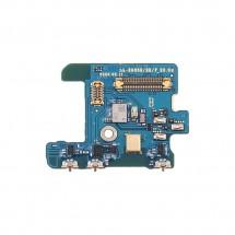 Módulo placa auxiliar micrófono y antena Samsung Note 20 Ultra 5G N986