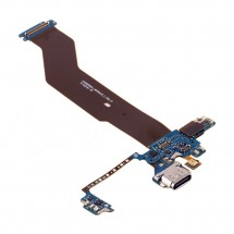 Flex conector de carga y micrófono para LG G8s ThinQ