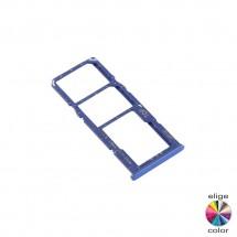 Bandeja porta tarjeta Sim y MicroSD para Samsung Galaxy M51 M515