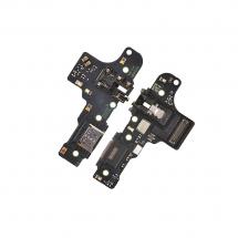 Placa conector carga jack audio y micrófono Samsung Galaxy A21 A215