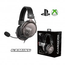 Cascos Gaming Premium con Micrófono PlayStation Xbox