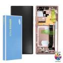 Pantalla Original Service Pack con marco Samsung Galaxy Note 20 Ultra 5G N986F