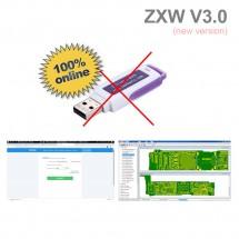 Kit Reparación Placas ZXW Zillion v3.0 diagrama placas móviles NUEVA VERSIÓN