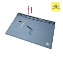 Alfombrilla aislamiento térmico magnética 45 x 30cm OSS Team W328