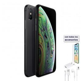 iPhone XS 256Gb SPACE GRAY Grado A (6 meses de garantía) Usado (con accesorios)