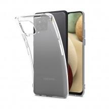 Funda TPU Silicona Transparente para Samsung Galaxy A12