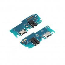Placa conector de carga jack audio y micrófono Samsung Galaxy A12 A125F