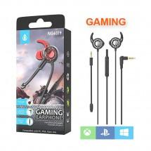 Auriculares Gaming para PC Playstation Xbox y móviles - OP-NG6019