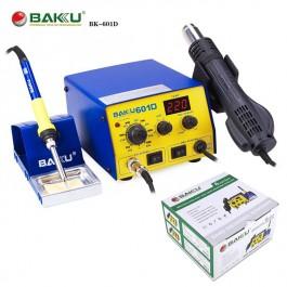 Estación de soldadura y aire caliente BAKU BK-601D