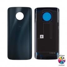 Tapa trasera batería para Motorola Moto G6 Plus XT1926