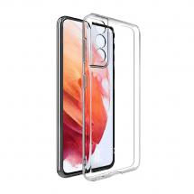 Funda TPU Silicona Transparente para Samsung Galaxy S21 5G