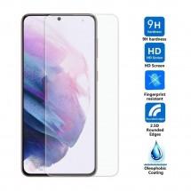 Protector Cristal Templado para Samsung Galaxy S21 Plus 5G