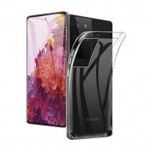 Funda TPU Silicona Transparente para Samsung Galaxy S21 Ultra 5G