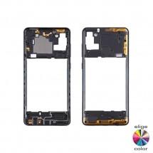 Chasis trasera intermedio para Samsung Galaxy A21S A217