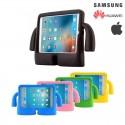 Funda tablet antigolpes con asa para Niños iPad Samsung Huawei