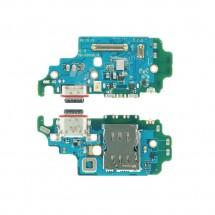 Placa conector carga lector sim y micrófono Samsung Galaxy S21 Ultra G998F