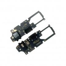 Placa conector de carga jack audio y micrófono para LG K61