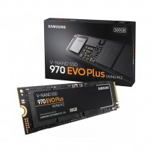 Disco Samsung 970 Evo Plus 500GB NVMe M.2 PCIe 3.0 3.5Gb/s V-NAND - PC
