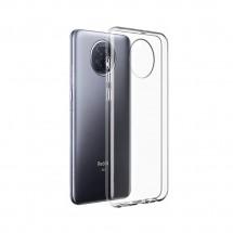 Funda TPU Silicona Transparente para Xiaomi Redmi Note 9T