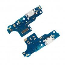 Placa conector de carga y micrófono para Motorola Moto E7 Plus XT2081