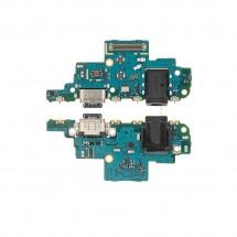 Placa conector carga jack auido y micrófono Samsung Galaxy A52 A525 / A52 5G A526