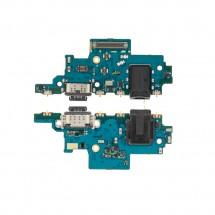Placa conector carga jack auido y micrófono para Samsung Galaxy A72 A725