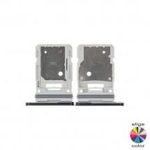 Bandeja porta tarjeta sim y microsd para Samsung Galaxy S20 FE 4G (G780)