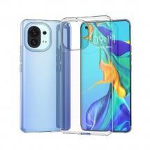 Funda TPU Silicona Transparente para Xiaomi Mi 11