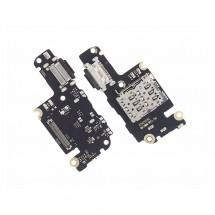 Placa conector carga lector sim para Xiaomi Mi 10T / Mi 10T Pro / Redmi K30S
