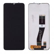 Pantalla completa Original sin marco para Samsung Galaxy A02s A025F