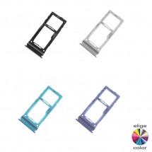 Bandeja porta tarjeta Sim y MicroSD para Samsung Galaxy A52 5G A526