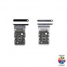 Bandeja porta tarjeta Sim y MicroSD para Samsung Galaxy S21 Ultra G998F