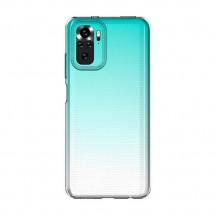 Funda TPU Silicona Transparente para Xiaomi Redmi Note 10