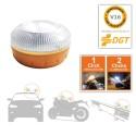 Luz Emergencia Homologaca DGT V16 para Vehículos coches motos