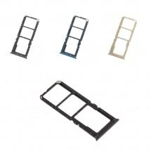 Bandeja porta tarjeta Sim y MicroSD para móvil Oppo A5 2020 / A9 2020