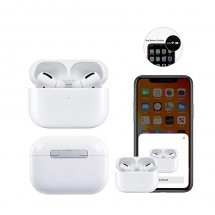 Auriculares tipo Airpods Pro 3ªGen. Bluetooth 5.0 - táctil - iPhone iOS Android - RD