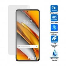 Protector Cristal Templado para Xiaomi Poco F3 5G