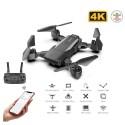 Drone Cuadricóptero Inalámbrico Cámara UltraHD 4K Plegable - NW-JF184